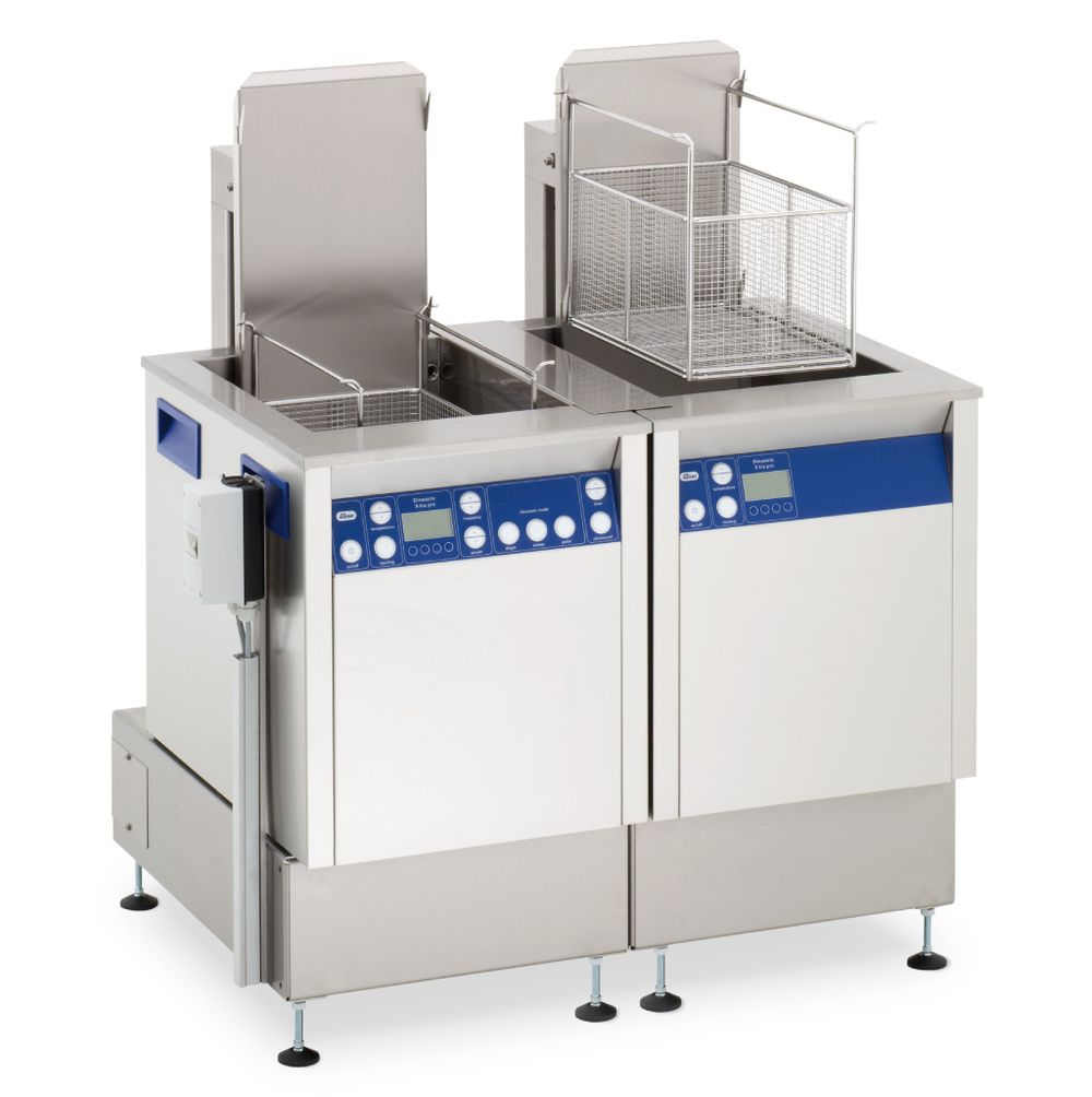 SINGLE UNIT ULTRASONIC CLEANERS