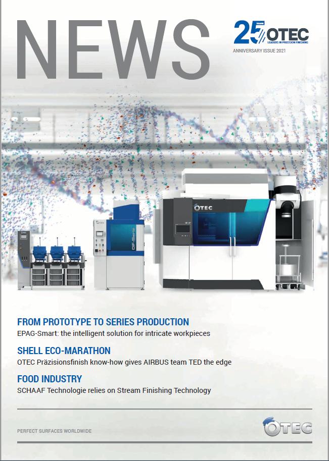 OTEC News Magazine 25. Year Issue Published